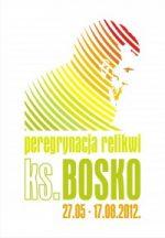 Peregrynacja relikwii św. Jana Bosko w Europie