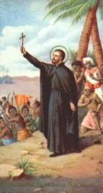 Święty Franciszek Ksawery, prezbiter