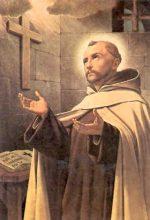 Święty Jan od Krzyża, prezbiter i doktor Kościoła