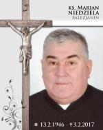 Zmarł śp. ks. Marian Niedziela